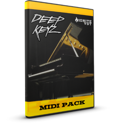 Deep Piano Hip Hop Midi