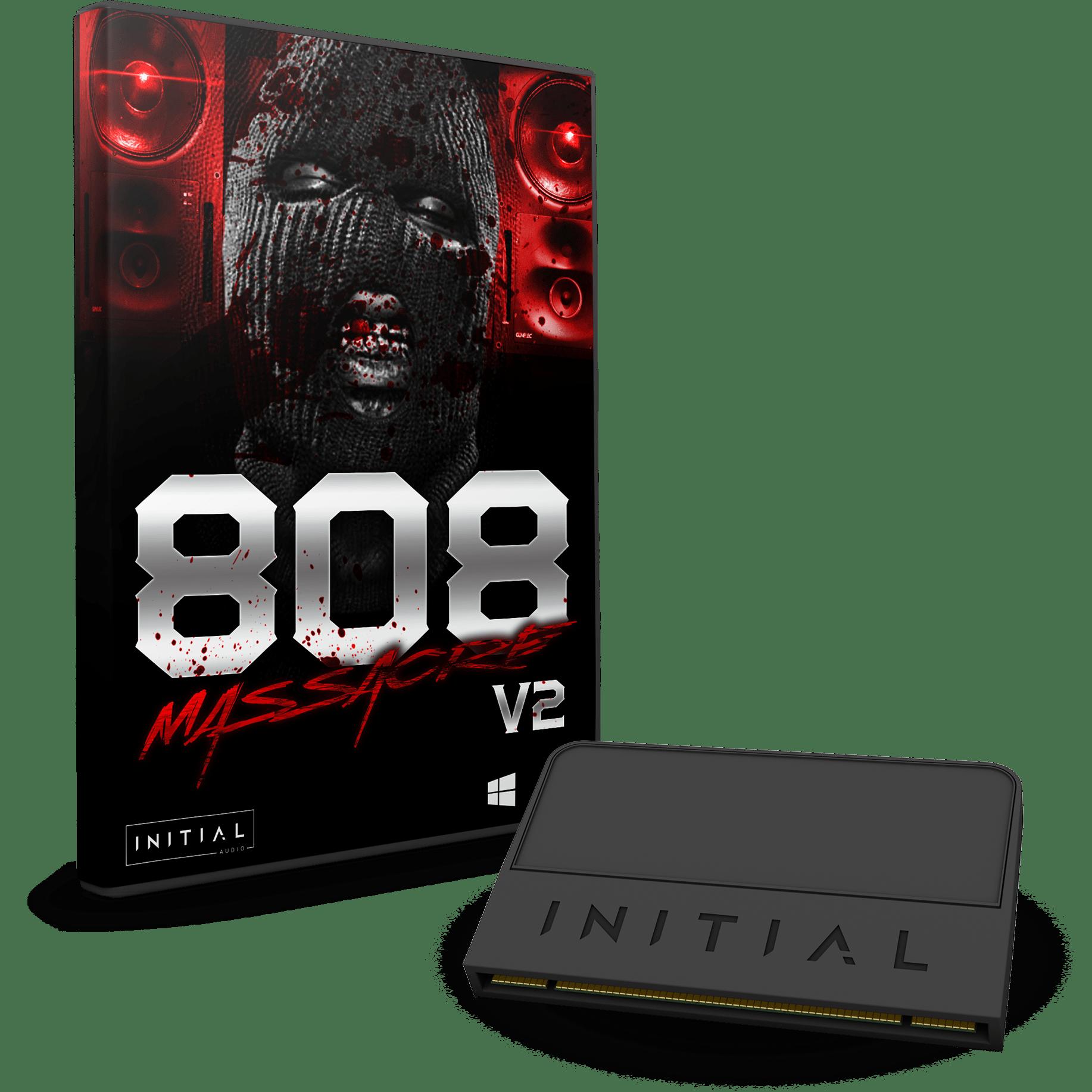 808 MASSACRE V2 - HEATUP3 XP