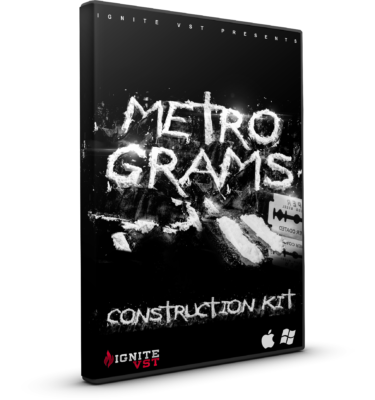 Metro Boomin Midi and Loops Beat Construction Kit