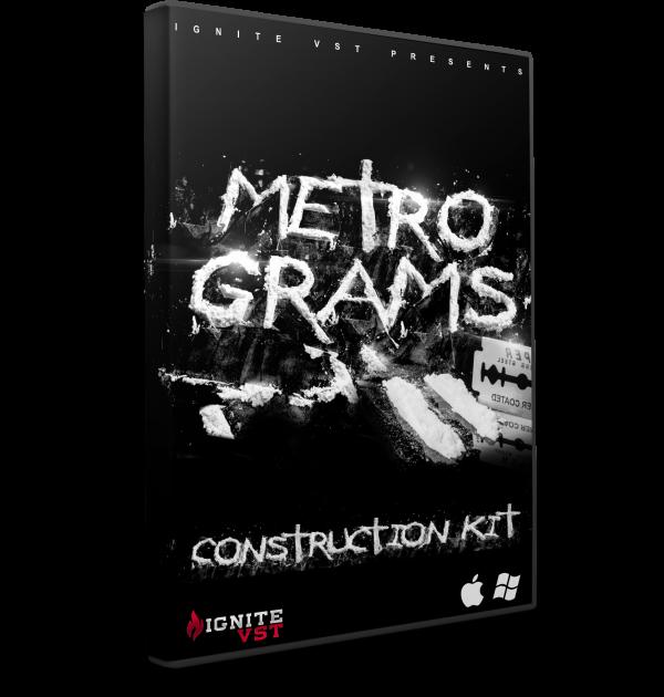 Metro Boomin Midi and Loops Beat Construction Kit