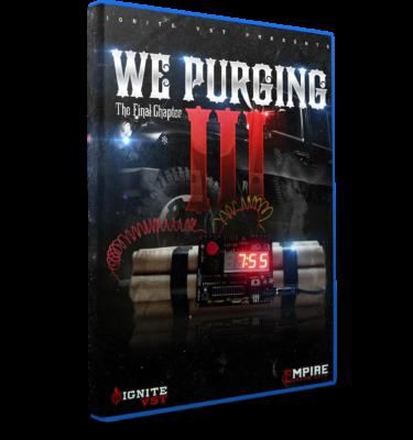 Trap Drumkit We Purging Drumkit V3