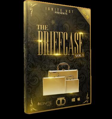 The Briefcase V1 - Drumkit