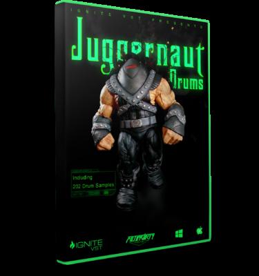 Juggernaut DrumKit