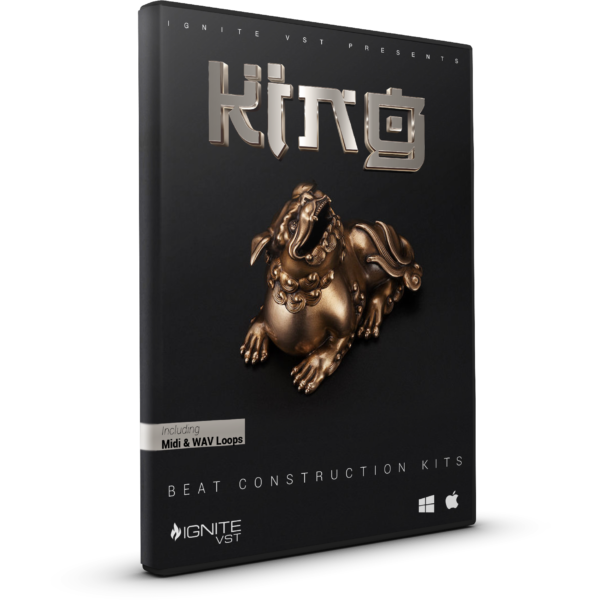 King Beat Construction Kit