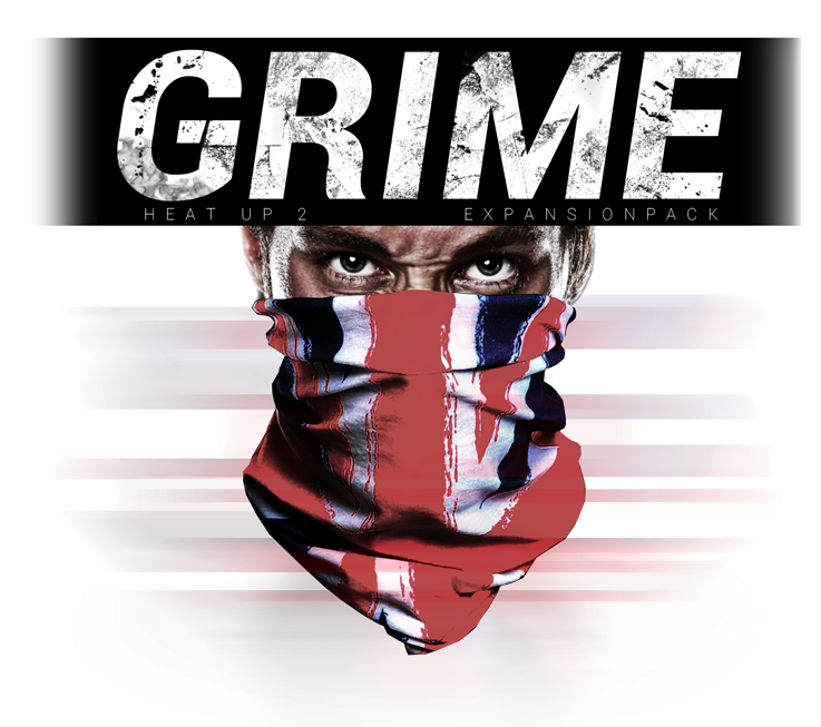 GRIME - HEATUP3 EXPANSION