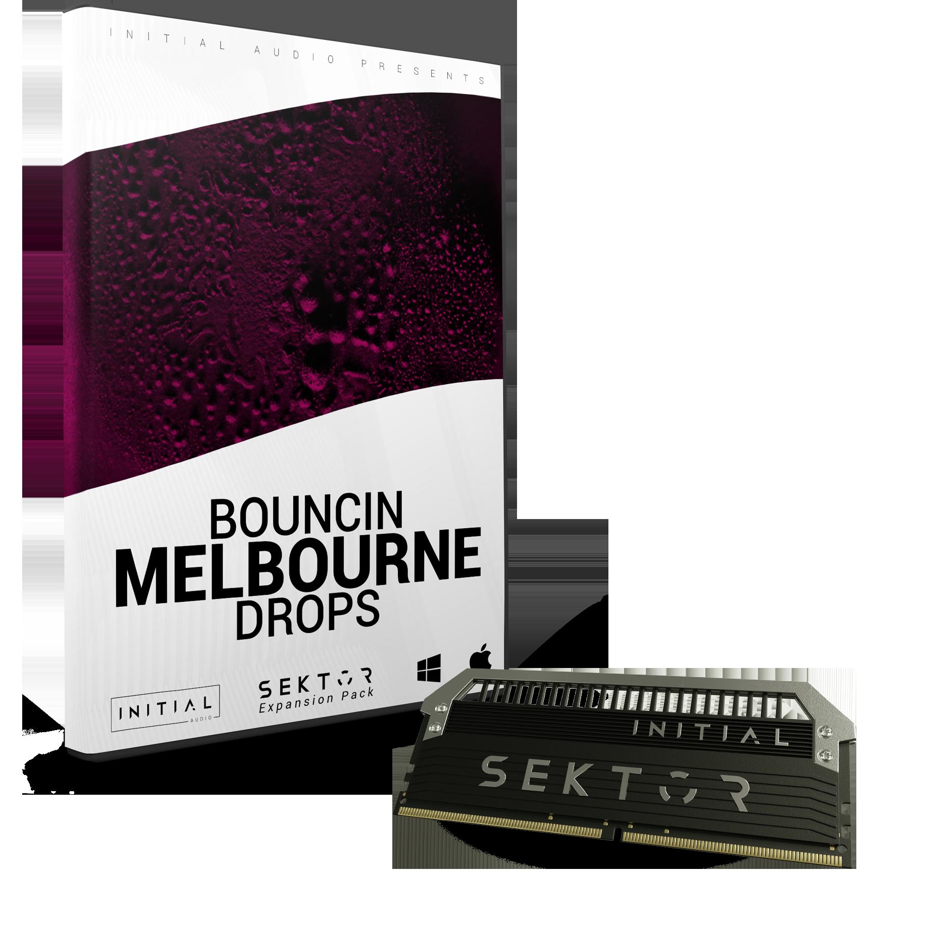 BOUNCIN MELBOURNE DROPS - SEKTOR XP