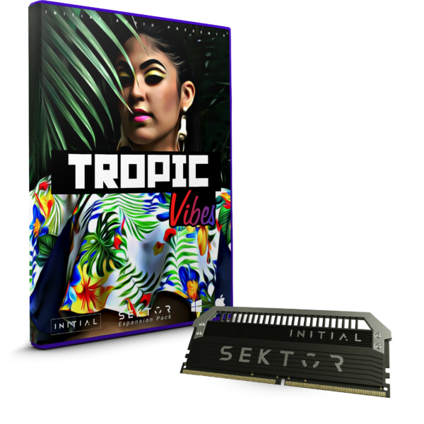 Tropical Synth VST Plugin Presets