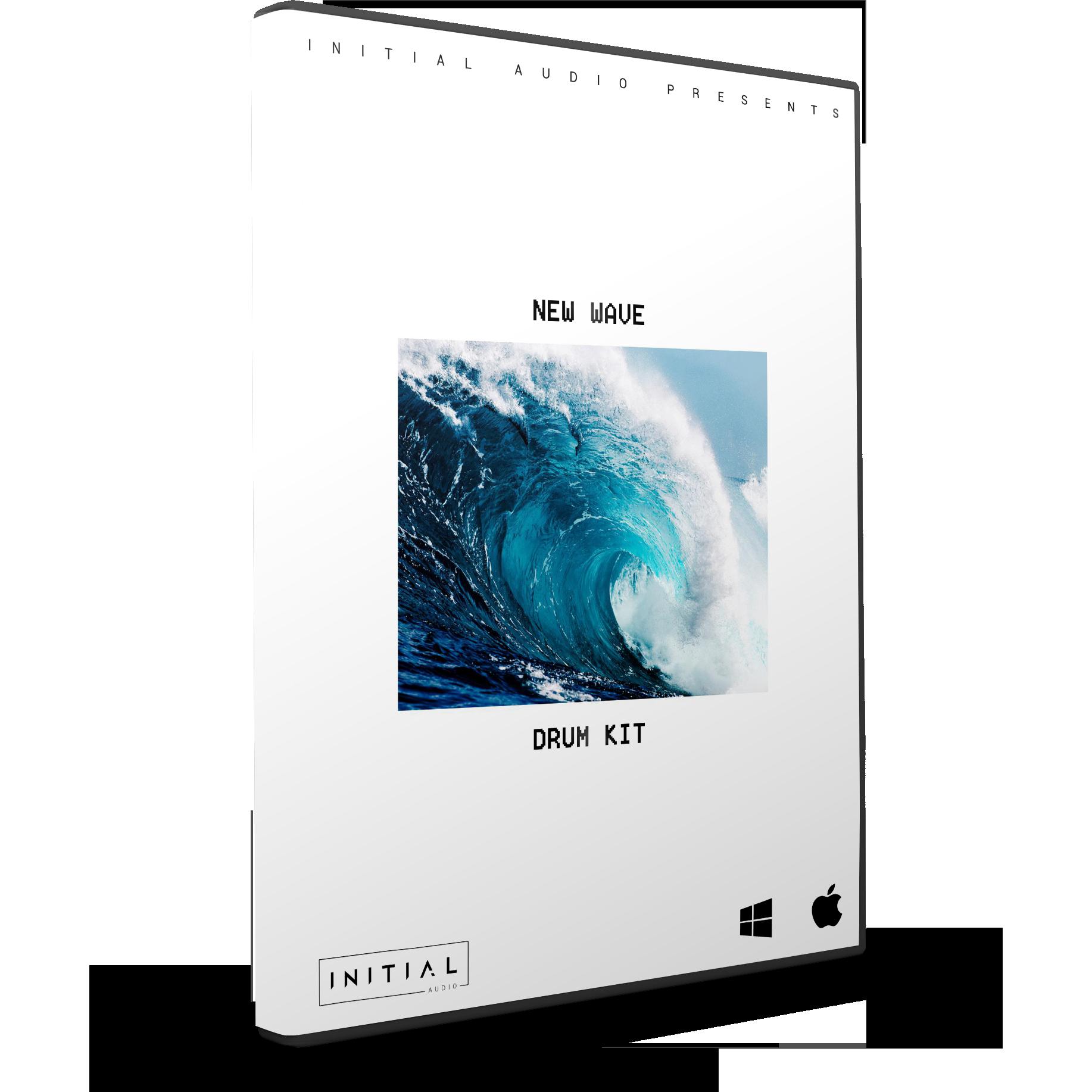 NEW WAVE - DRUM KIT