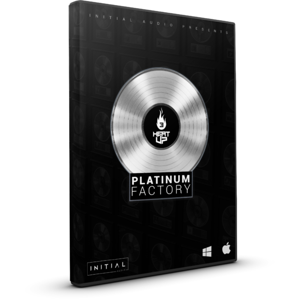Platinum Factory Heatup3 Expansion Pack Trap hiphop Rnb VST