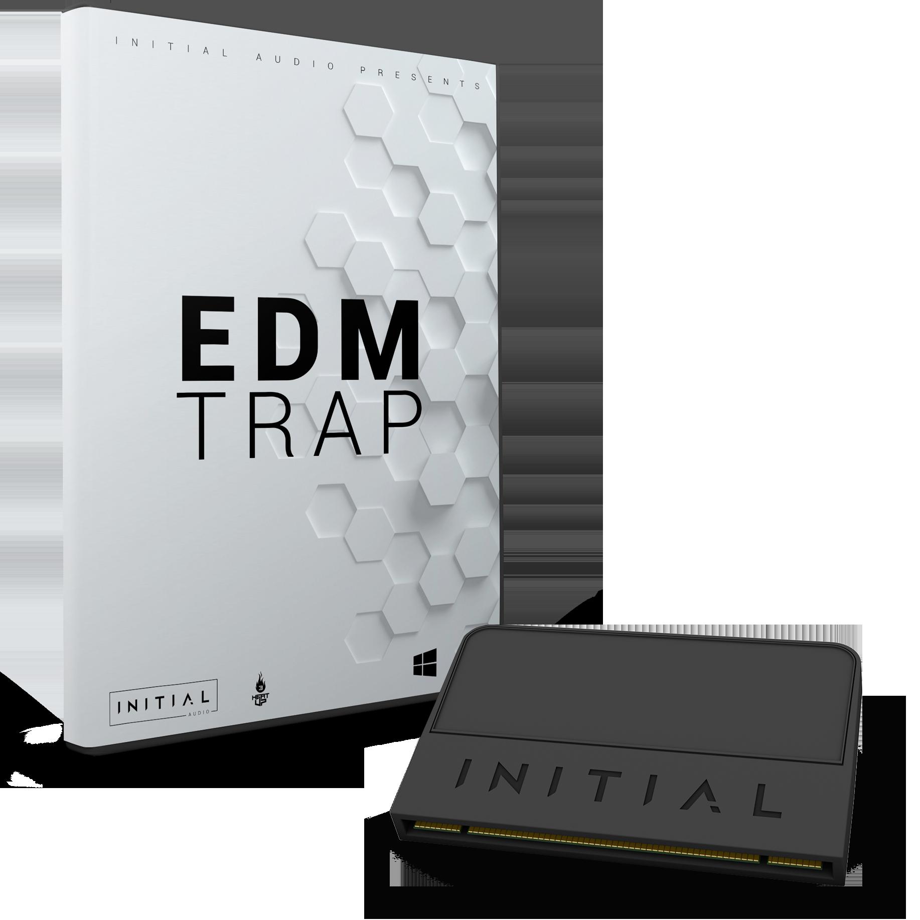 EDM TRAP - HEATUP3 EXPANSION