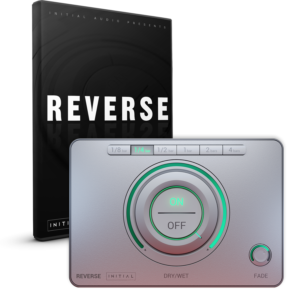 Reverse - Effect Plugin - Initial Audio