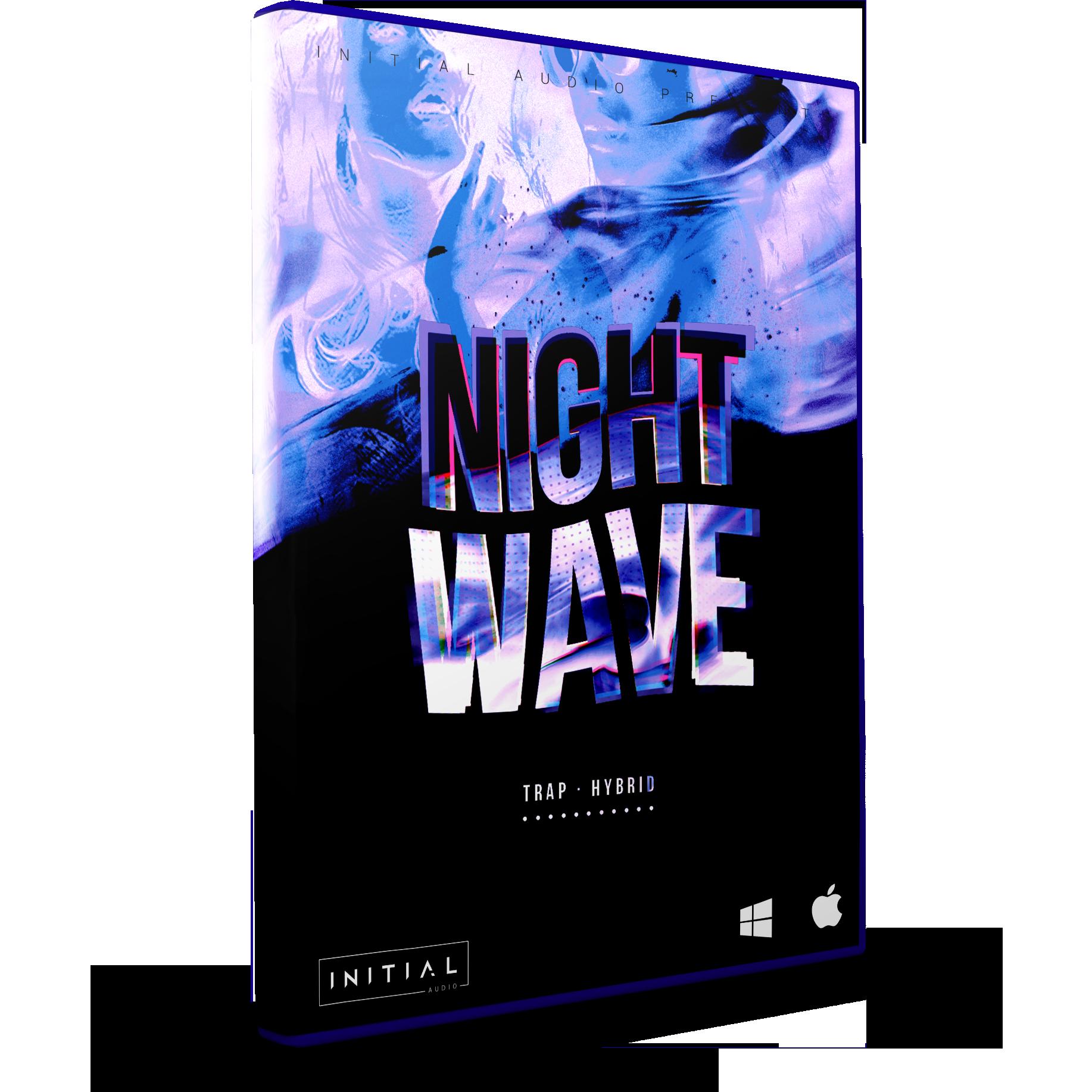 NIGHT WAVE - SAMPLE PACK